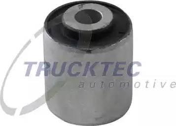Trucktec Automotive 07.30.050 - Сайлентблок, рычаг подвески колеса car-mod.com