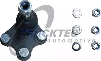 Trucktec Automotive 07.31.230 - Шаровая опора, несущий / направляющий шарнир car-mod.com
