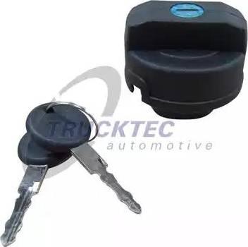 Trucktec Automotive 07.38.001 - Крышка, топливный бак car-mod.com