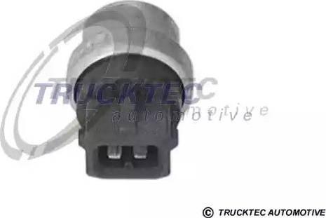 Trucktec Automotive 07.42.009 - Датчик, температура охлаждающей жидкости avtokuzovplus.com.ua