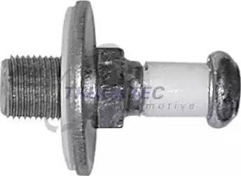 Trucktec Automotive 07.53.009 - Замок двери car-mod.com