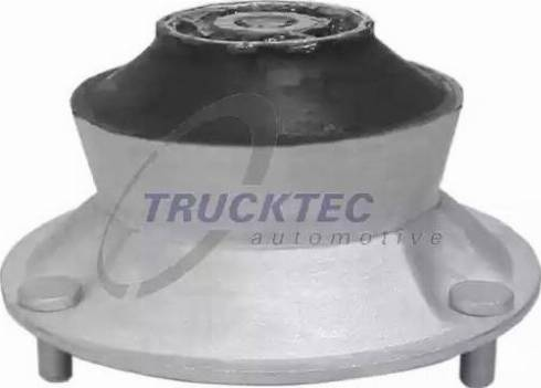Trucktec Automotive 08.31.076 - Опора стойки амортизатора, подушка car-mod.com