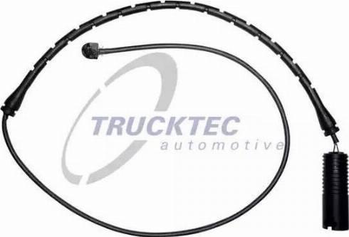 Trucktec Automotive 08.34.007 - Сигнализатор, износ тормозных колодок car-mod.com