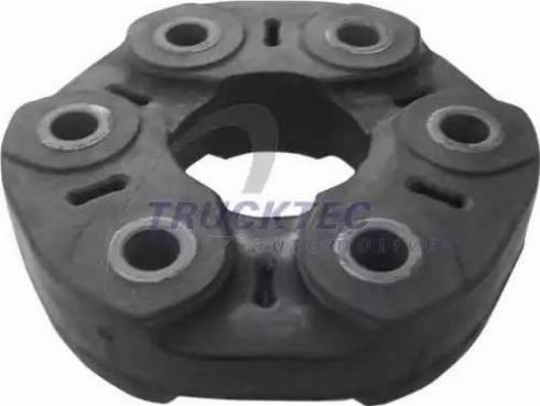 Trucktec Automotive 08.34.064 - Эластичная муфта карданного вала car-mod.com