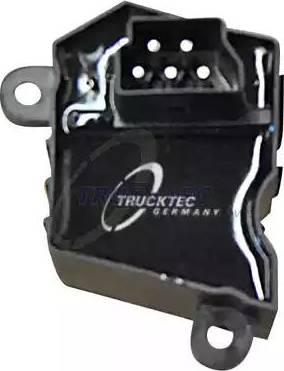 Trucktec Automotive 08.59.026 - Блок управления, отопление / вентиляция car-mod.com