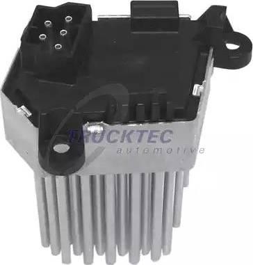 Trucktec Automotive 08.59.032 - Блок управления, отопление / вентиляция car-mod.com