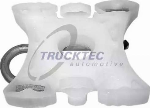 Trucktec Automotive 08.62.012 - Плавающая колодка, стеклоподъемник car-mod.com