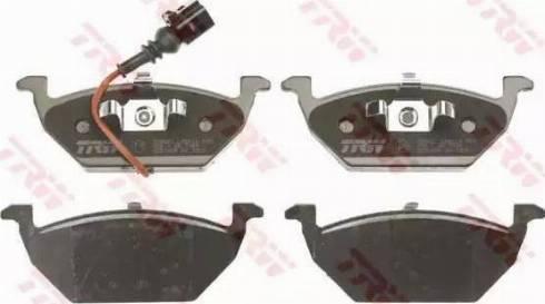 A.B.S. 37155 - Комплект тормозных колодок, дисковый тормоз autodnr.net