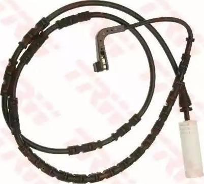 TRW GIC207 - Сигнализатор, износ тормозных колодок car-mod.com