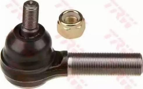 TRW JTE489 - Наконечник рулевой тяги, шарнир car-mod.com