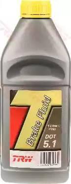 TRW pfb501 - Тормозная жидкость autodnr.net