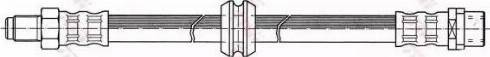 TRW PHB251 - Тормозной шланг car-mod.com