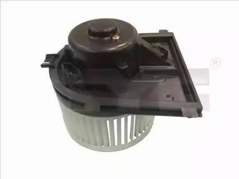 TYC 537-0001 - Вентилятор салона car-mod.com