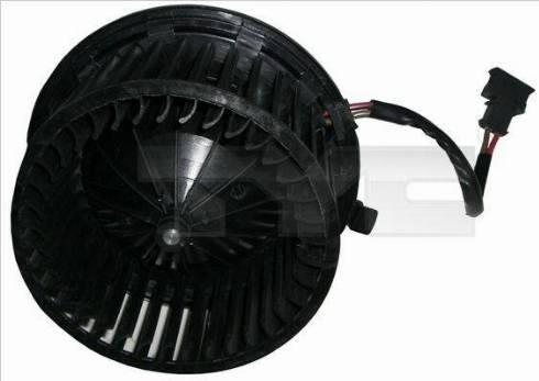 TYC 537-0014 - Вентилятор салона car-mod.com