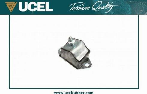 UCEL 10210 - Подушка, підвіска двигуна autocars.com.ua