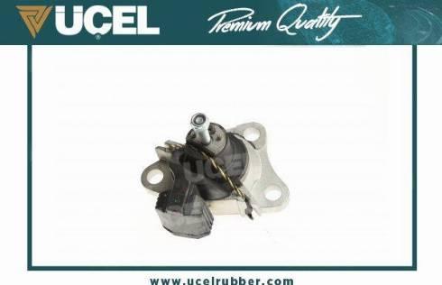 UCEL 10496 - Подушка, підвіска двигуна autocars.com.ua