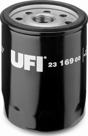 UFI 23.169.00 - Масляний фільтр autocars.com.ua