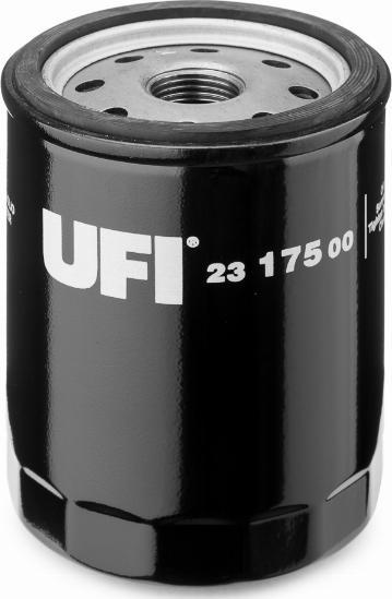 UFI 23.175.00 - Масляний фільтр autocars.com.ua