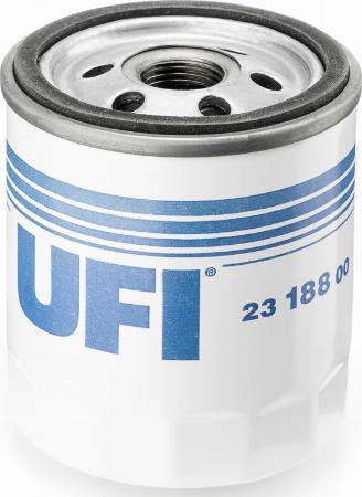 UFI 23.188.00 - Масляный фильтр autodnr.net