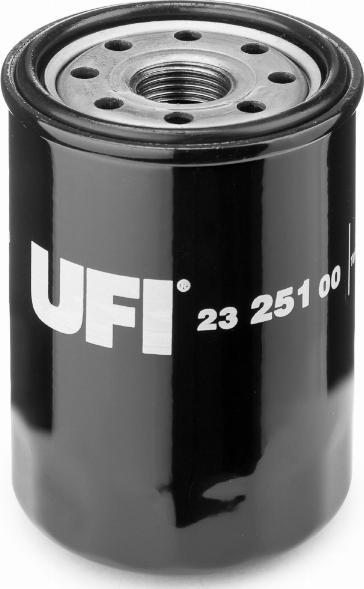UFI 23.251.00 - Масляний фільтр autocars.com.ua