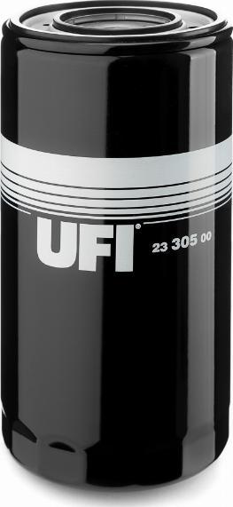 UFI 23.305.00 - Масляний фільтр autocars.com.ua