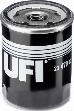 UFI 23.479.00 - Масляний фільтр autocars.com.ua
