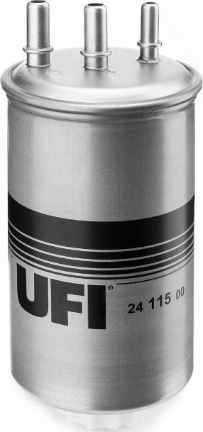 UFI 24.115.00 - Топливный фильтр autodnr.net