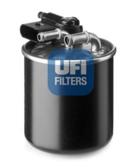 UFI 24.148.00 - Паливний фільтр autocars.com.ua