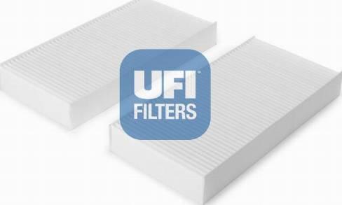 UFI 53.108.00 - Фильтр воздуха в салоне car-mod.com