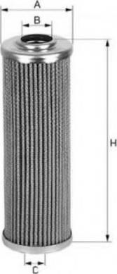 Uniflux Filters XH362 - Гідрофільтри, регулювання дорожнього просвіту autocars.com.ua