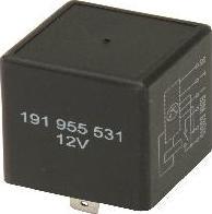 ÜRO Parts 191955531 - Реле, интервал включения стеклоочистителя car-mod.com