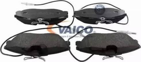 VAICO V22-0078 - Комплект тормозных колодок, дисковый тормоз autodnr.net