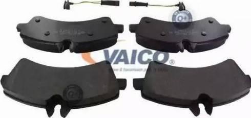 VAICO V30-1695 - Комплект тормозных колодок, дисковый тормоз autodnr.net