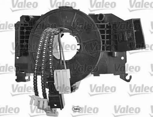 Valeo 251647 - Витая пружина, подушка безопасности car-mod.com
