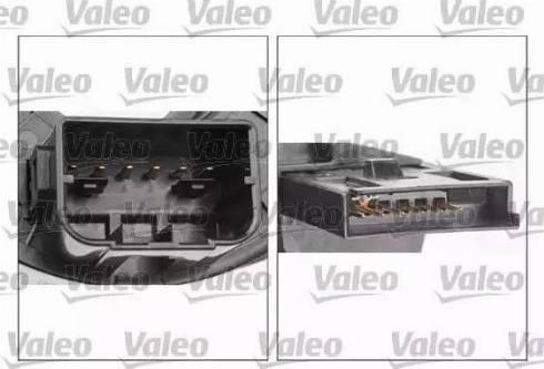 Valeo 251664 - Витая пружина, подушка безопасности car-mod.com