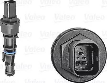 Valeo 255301 - Датчик скорости, спидометра avtokuzovplus.com.ua