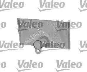 Valeo 347 419 - Фильтр, подъема топлива car-mod.com