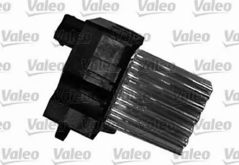 Valeo 509505 - Регулятор, вентилятор салона car-mod.com