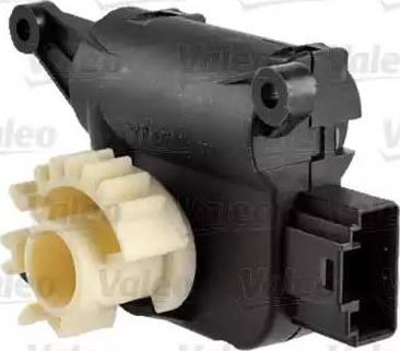 Valeo 515127 - Регулировочный элемент, смесительный клапан car-mod.com