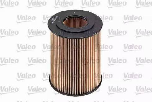 Valeo 586568 - Масляний фільтр autocars.com.ua