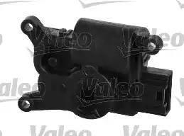 Valeo 715278 - Регулировочный элемент, смесительный клапан car-mod.com