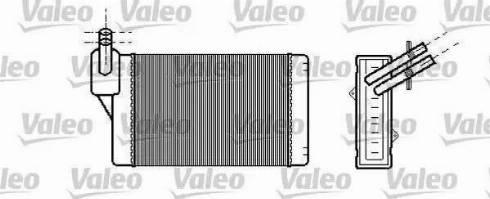 Ava Quality Cooling VWA6060 - Теплообменник, отопление салона car-mod.com