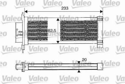 Valeo 812235 - Автономное отопление autodnr.net