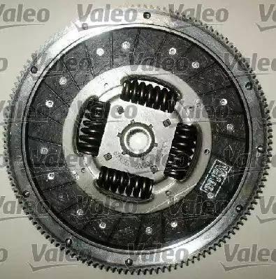 Valeo 826317 - Комплект сцепления car-mod.com