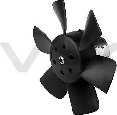VDO 5WK05190-V - Вентилятор, охлаждение двигателя car-mod.com