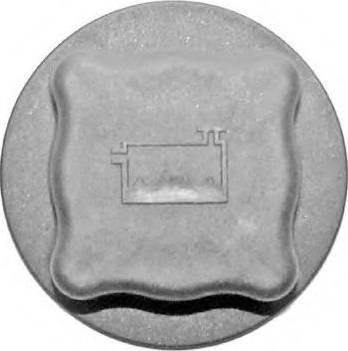 VEMA 15906 - Крышка, резервуар охлаждающей жидкости autodnr.net