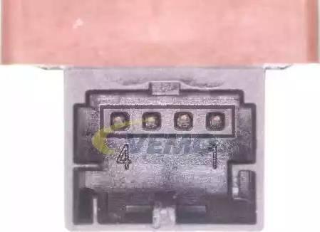Vemo V10-73-0020 - Выключатель, задняя дверь car-mod.com