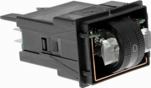 Vemo V10-73-0325 - Выключатель, обогрев сидения car-mod.com