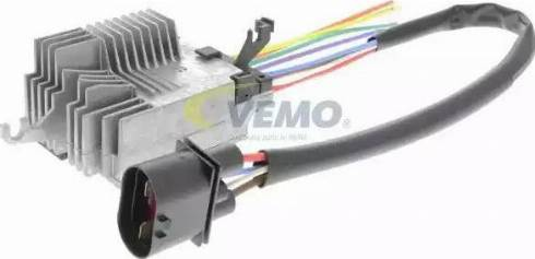 Vemo V10-79-0021 - Блок управления, эл. вентилятор (охлаждение двигателя) car-mod.com