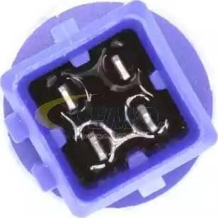 Vemo V10-99-0125 - Датчик, температура охлаждающей жидкости avtokuzovplus.com.ua